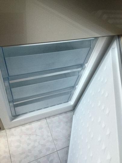 松下(Panasonic)307升风冷无霜两门冰箱 玻璃面板 急速冷冻 BCD-301WGBA(NR-B290JD) 晒单图