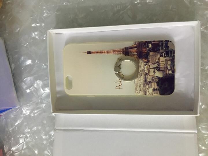 摩梵欧 iPhone6S手机壳指环支架防摔全包保护套 适用于苹果6S/6Plus 4.7英寸(巴黎塔) 晒单图