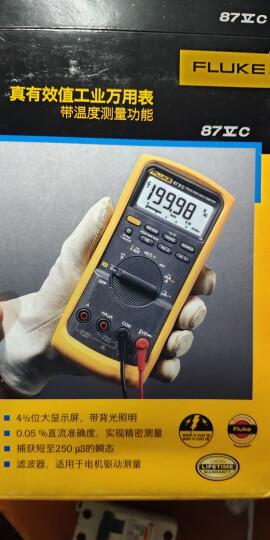 福禄克(FLUKE)F8808a 台式数字万用表 多用表 双显示 仪器仪表 晒单图
