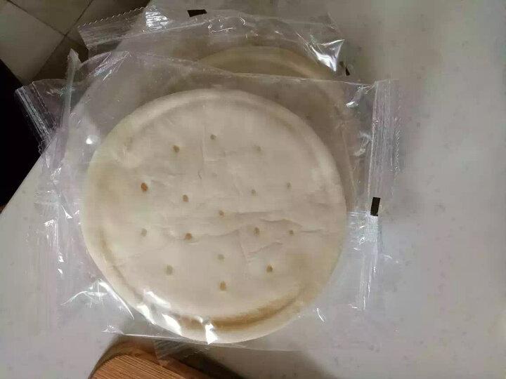 俏侬 披萨饼底 20cm 5片装 780g/盒 (9英寸烤盘适用)芝士 马苏里拉 烤箱烘焙 冷冻 产品升级为5片装 晒单图