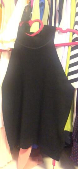 哥弟女装2017秋装新款针织外套女针织衫开衫薄长袖毛衣790003 粉色 XXL(6码) 晒单图