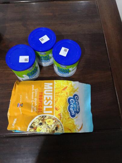 creme de la cream克德拉克中老年人高钙无糖进口成人羊奶粉400g*2罐装 晒单图