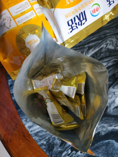 伊利欣活 中老年营养奶粉400g袋装 成人奶粉 高钙 维生素D 独立小包装16*25g(新老包装随机发货) 晒单图