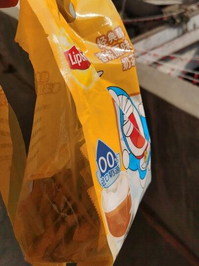 立顿Lipton 奶茶 香浓原味奶茶冲饮饮料 速溶袋装奶茶粉 100%进口奶源 早餐冲调饮品 特惠装40包 700g 晒单图