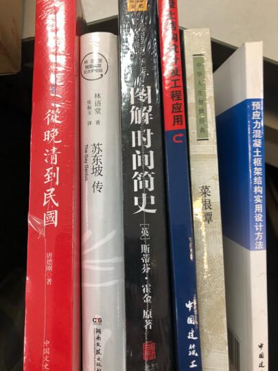 建筑结构设计及工程应用丛书:预应力混凝土结构设计及工程应用 晒单图
