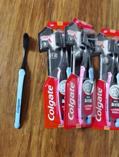 高露洁(Colgate)儿童牙刷 2-5岁 萌萌动物(款式随机发) 晒单图