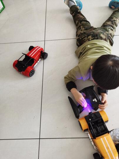 美致模型(MZ) 遥控车 1:14 大脚攀爬车 充电遥控越野汽车四驱大脚车模型儿童玩具车送礼佳品 亮蓝色 晒单图