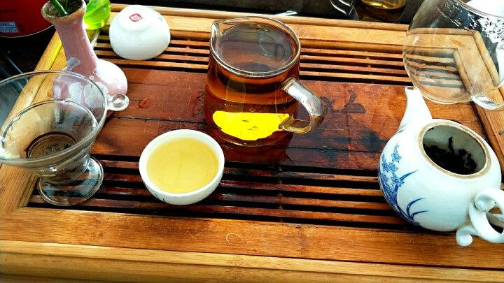 极边火岩金茶云南高山绿色食品认证乌龙茶罐装乌龙红茶礼盒300g 晒单图