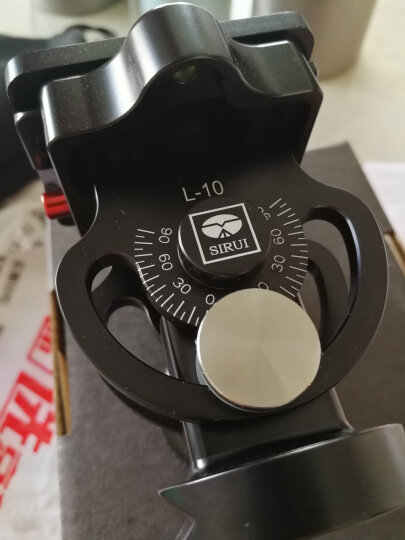 思锐(SIRUI)液压云台VA-5 单反相机三脚架摄影摄像机专业摄像云台 晒单图