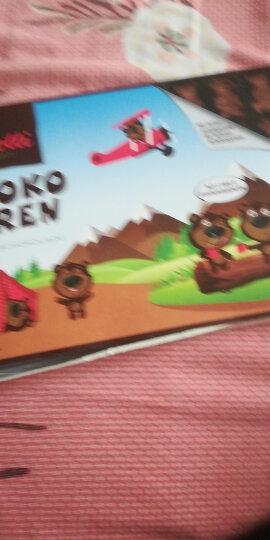 【冷链配送 4件减20元】萨洛缇儿童巧克力  小熊牛奶巧克力礼盒 新旧包装随机发【至20年1-3月】 德国原装进口 晒单图