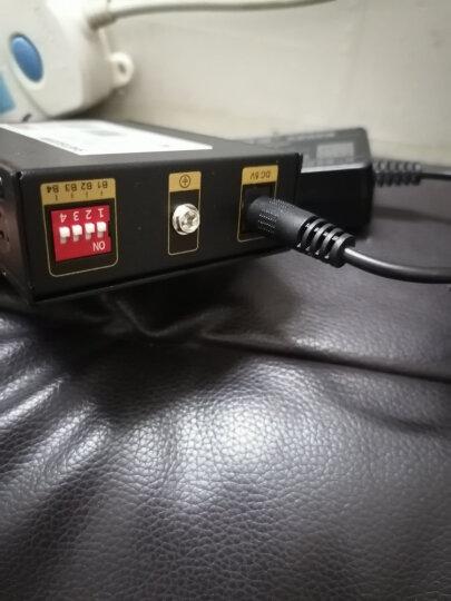 胜为(shengwei)工程电信级光纤收发器 单模双纤光电转换器 SC接口千兆自适应光钎收发器25KM FC-212 晒单图