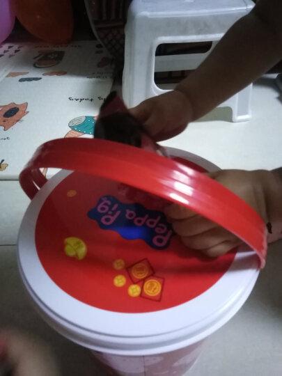 小猪佩奇 Peppa Pig 快乐家族  牛奶曲奇饼干 新年儿童礼盒 500g 颜色随机发货 晒单图