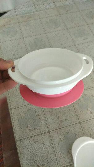 日康儿童餐具婴儿碗婴儿勺新生儿套装((RK-3707+RK-3712+RK-3704)(颜色随机) 晒单图