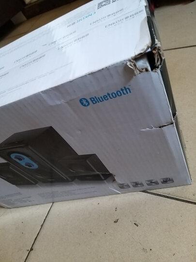 恩科(ENKOR)S360B 高保真家用电脑音响台式低音炮蓝牙音箱重低音 晒单图