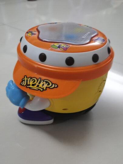 汇乐玩具 938 早教益智玩具男女孩六一儿童节礼物婴幼儿新生儿宝宝运动伸展转转球 音乐感应学爬玩具 晒单图