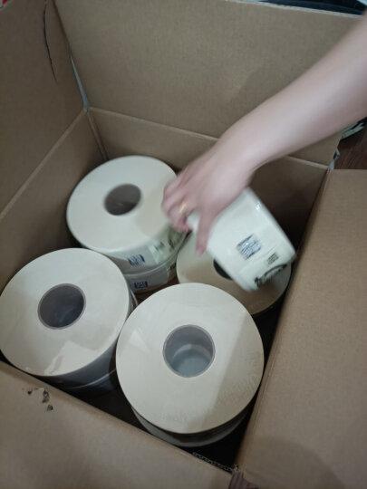泉林本色卷纸 不漂白3层700克*1卷(本色商用大盘卫生厕卷纸商采团购单卷) 晒单图