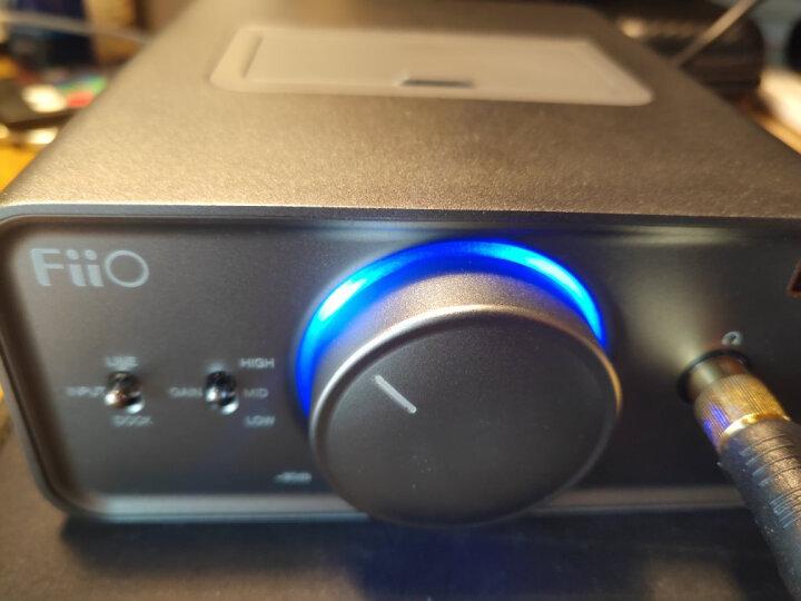 飞傲(FiiO) K5 台式耳放X7/X5/X3/X1播放器座驾 晒单图