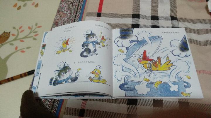 我的成长图画书 精华版 我的环保行动书(全彩) 晒单图