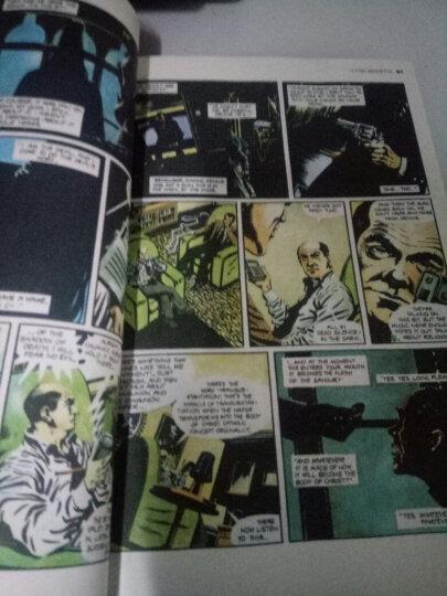 V for Vendetta New (New Edition TPB)V字仇杀队 英文原版 晒单图