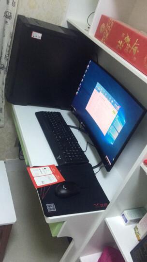 武极 i5 7500升8400/8G/华硕主板 办公家用游戏台式电脑主机DIY组装机 配置一(i5 8400+8G+240G) 晒单图