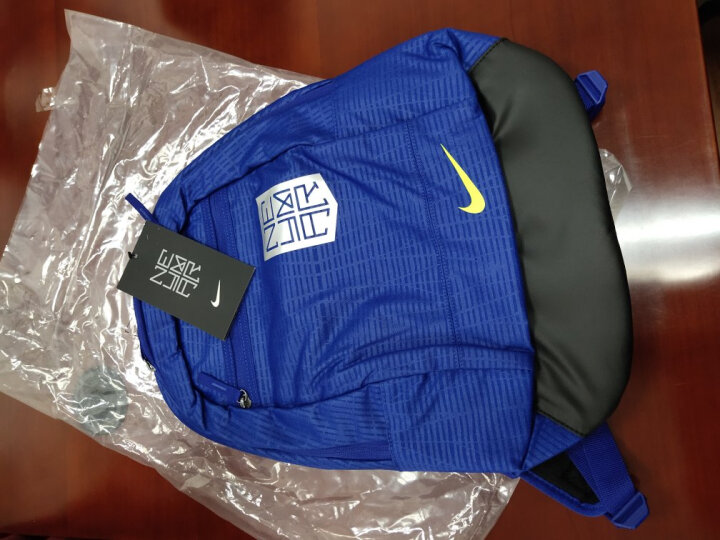 耐克 NIKE 双肩包 KIDS'NEYMAR 内马尔训练足球双肩背包 BA5498-455 宝蓝色 晒单图