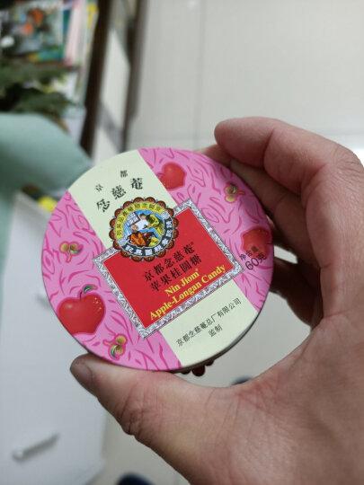 中国台湾 京都念慈菴 枇杷双层软糖 (原味)  水果味糖果 44g 新老包装随机发货 晒单图