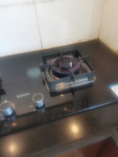 苏泊尔(SUPOR)JZT-QB506  4.5KW 燃气灶 嵌入式 家用双灶台嵌可用天然气灶具 猛火高效(天然气) 晒单图