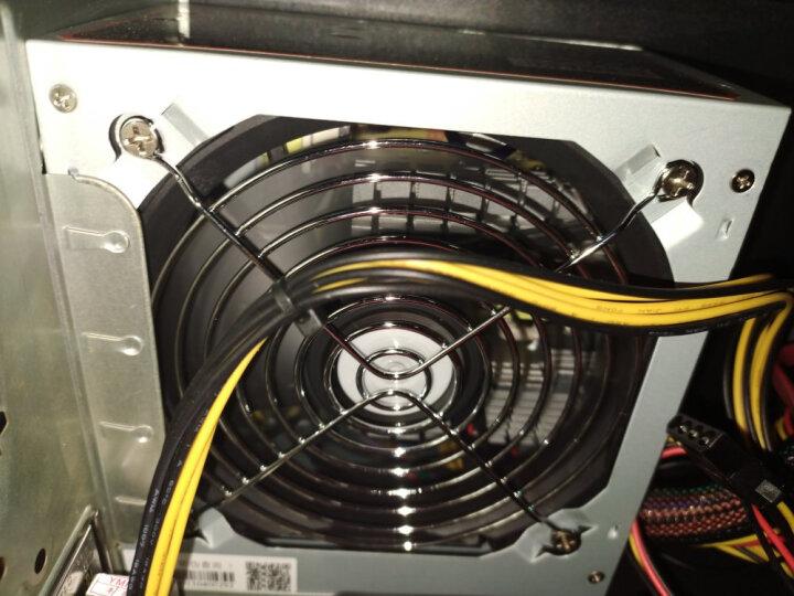 金河田(Golden field)额定270W 省师傅3700静音电脑电源(ATX/稳定/省电/散热/电脑配件/台式机主机电源) 晒单图