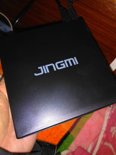 精米 USB外置DVD光驱 台式机笔记本电脑通用 USB移动光驱 外接光驱 外置CD播放器 晒单图