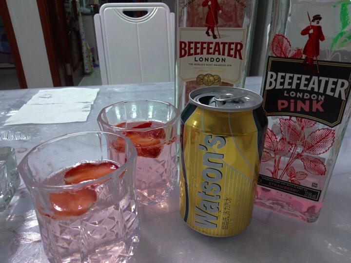 必富达(Beefeater)洋酒 英国 伦敦 金酒 蒸馏酒 700ml 晒单图