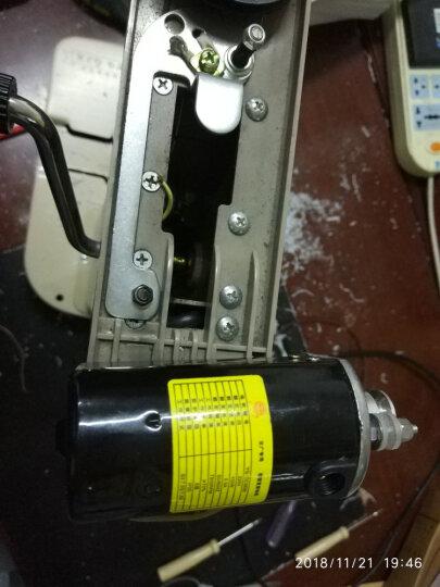 奇砚(yiyan) 云广168电动装订机268装订针财务装订机 钻针 钩针 皮带 装订线 168-3旗舰型电机1个 晒单图