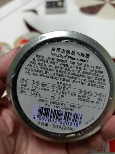泰国进口 京都念慈菴 枇杷糖  润喉糖 水果味糖果零食 硬糖 60g 新老包装随机发货 晒单图