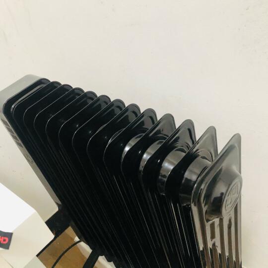 先锋(Singfun)取暖器 暖风机 热风机 电暖器 家用电暖气 电暖风 浴霸 快速升温DQ3306 晒单图