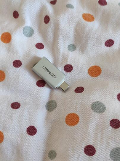 绿联 OTG线转接头 Type-C转USB3.0安卓接U盘数据线USB-C转换器 通用华为Mate40Pro小米8荣耀三星手机MacBook 晒单图