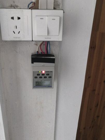 正泰时控开关 定时器 时间开关 循环电源控制器 时间控制器 定时开关 微电脑定时开关 NKG1 晒单图