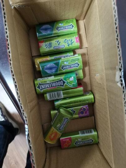 绿箭(DOUBLEMINT)无糖薄荷糖冰柠薄荷味约35粒23.8g单盒金属装 办公室休闲零食(新旧包装随机发货) 晒单图