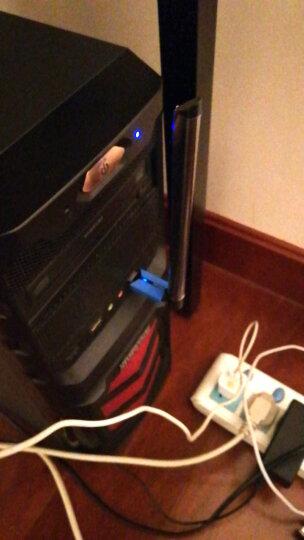 TP-LINK usb无线网卡接收器5g双频穿墙王 台式机笔记本电脑wifi接收器发射AP增强 650M蓝色5G双频 免驱版 晒单图