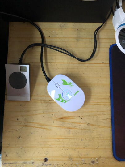 先马(SAMA)网易宝 电脑桌面开关(网吧/家庭电脑机箱开关/带USB接口/重启键/可移动) 晒单图