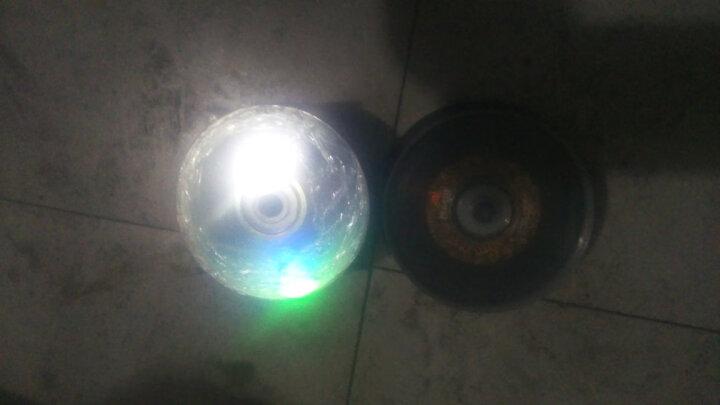铭大金碟(MNDA)CD-R空白光盘/刻录盘 52速700MB CD车载黑胶音乐碟 金面 25片桶装 晒单图