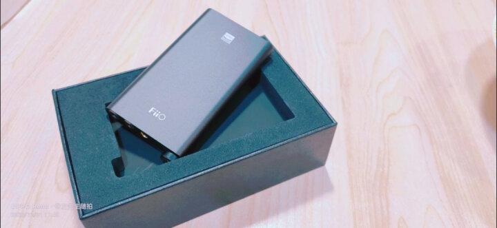 飞傲(FiiO) 便携HiFi苹果安卓DSD硬解音频解码耳放电脑声卡耳机放大器 Q1 Mark II 晒单图