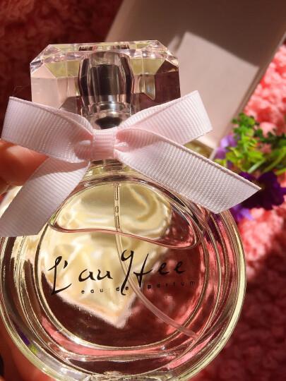 【520礼物】香水女持久留香50ml女士香水学生大牌玫瑰花女人法国香调亚菲儿生日爱情礼物香水 晒单图