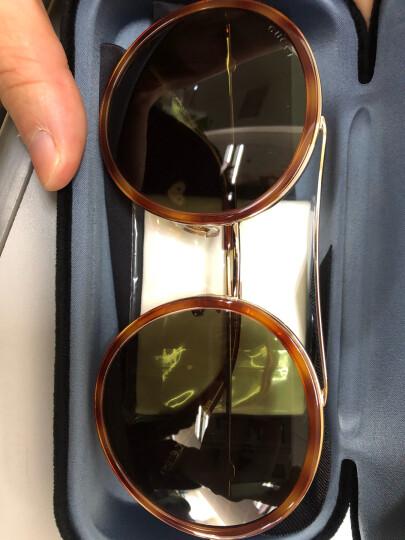 古驰(GUCCI)太阳镜女 墨镜 渐变绿镜片红绿镜框GG0061S 003 56mm 晒单图