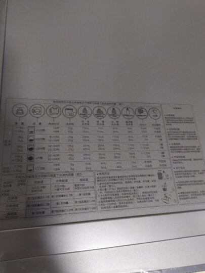 海尔(Haier) 滚筒洗衣机全自动 高温除菌除螨 10KG大容量 BLDC变频电机 EG10014B39GU1 晒单图
