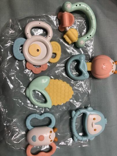 澳贝(AUBY)儿童婴儿健身架运动脚踏森林钢琴健身架0-3个月新生儿0-1岁玩具(新旧配色随机发货) 晒单图