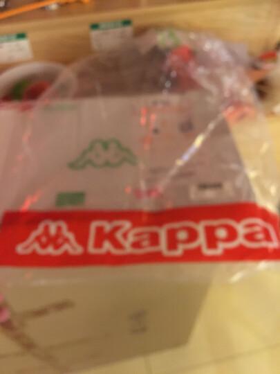 Kappa卡帕 男款运动卫衣休闲长袖开衫外套|K0712WK15 深蓝-888 XL 晒单图