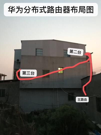 水星(MERCURY)SG105M 5口千兆交换机 4口网线网络分线器 家用宿舍监控分流器 兼容百兆 晒单图