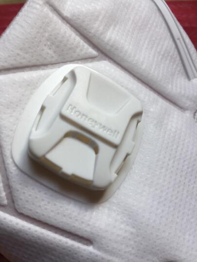 霍尼韦尔(Honeywell)口罩 KN95 防尘D7002V 6只/包 防雾霾口罩 耳带式 男女骑行 晒单图