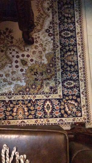 雪之恋现代简约北欧欧式地毯客厅茶几沙发卧室玄关长方形地毯 JY-015 120*160CM 晒单图