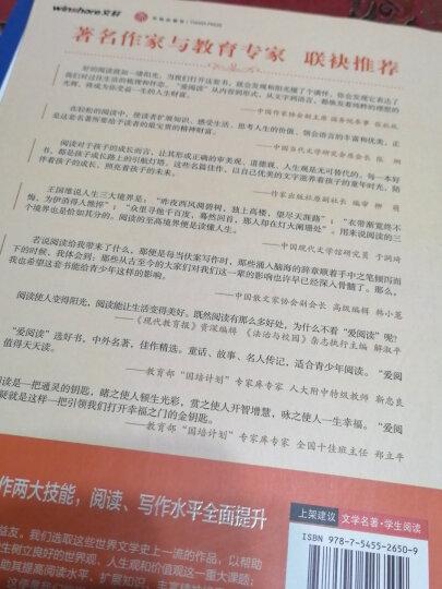 小桔灯/爱阅读课程化丛书中小学儿童文学名著阅读(无障碍阅读彩插本) 晒单图