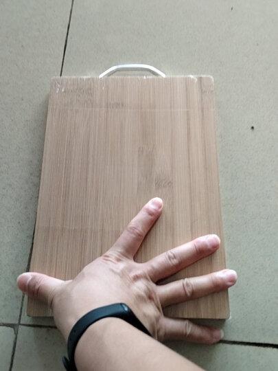 佳驰 工艺砧板 28*20*1.5cm JC-BM28 新旧款式及把手样式随机发放 晒单图